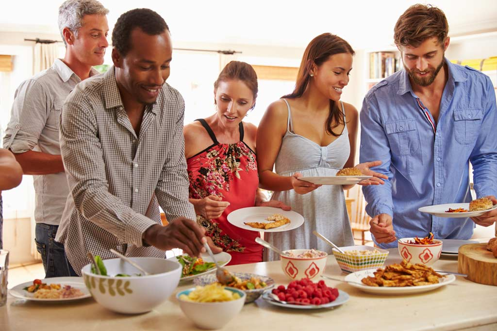 party_group_cooking_food_illness_food_safety